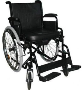 Коляска для инвалидов Н011А