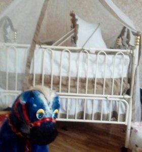 Качка кровать