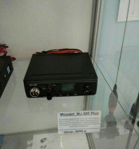 Радиостанция Megajet -300+