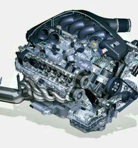 Двигатель от приоры