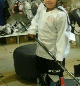 Детская форма для хоккея