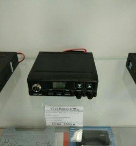 Радиостанция Vector VT-27 radius