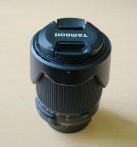 Tamron AF 18-200mm f/3.5-6.3 Di II VC Nikon F