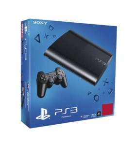 sony playstation 3 slim 500gb ПРОКАТ