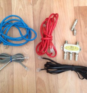 Провод, кабель, переходник, адаптер