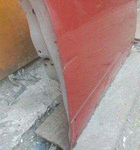 Дверь передняя правая. Ниссан Кашкай