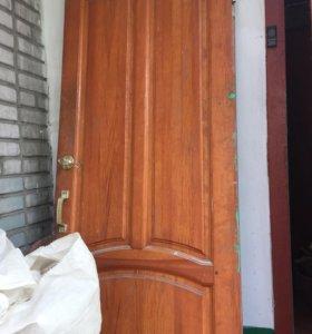 Дверь б у
