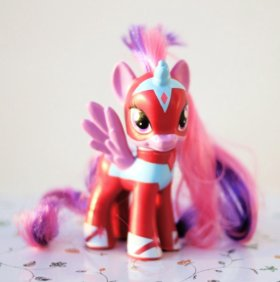 My little pony Power Ponies Twilight Sparkle