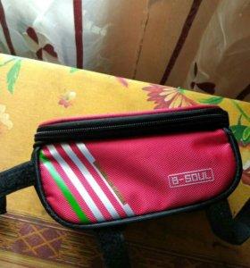 Продам сумку под смартфон для велосипеда