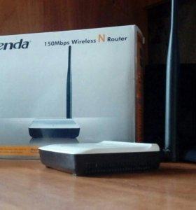 "Продам Wifi Router ""Tenda Wireless N Router"""