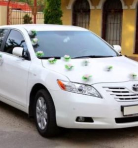 Прокат авто для свадеб