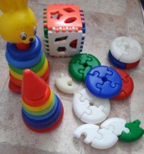 Игрушки для малышей бронь