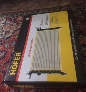 Радиатор на ВАЗ 2107 карбюратор
