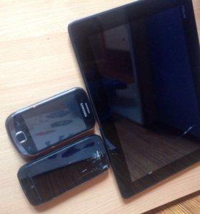 Asus+Samsung и Nokia