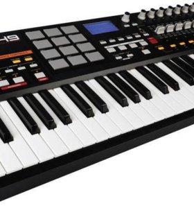 MIDI клавиатура Akai MPK 49