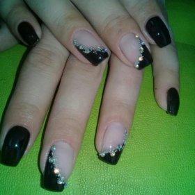 Наращивание ногтей(Акция)