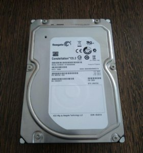 SEAGATE CONSTELLATION ES.2 3TB, SATA 6GB/S