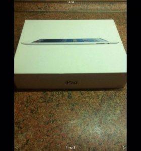 Пустая коробка из под iPad