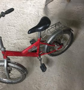 Велосипед детский ВМХ