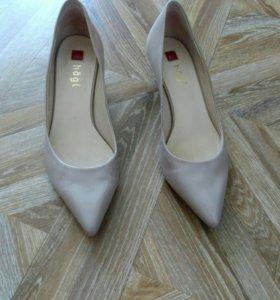 Туфли лодочки, балетки hogl р.36