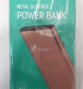 Hoco PowerBank на 10000mAh, гарантия