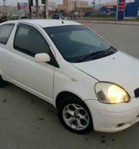 Toyota Vitz 2002г.в.