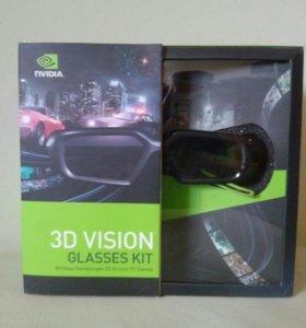 Компьютерные 3D очки