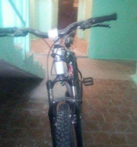 Велосипед (можно на запчасти)