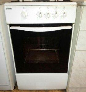 Плита Веко газовая с духовкой