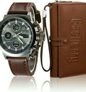 Часы AMST+подарок клатч baellery + доставка 🚚