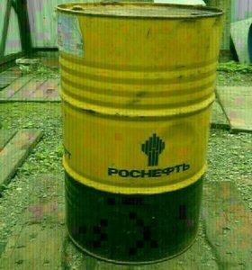 Отработанное моторное масло.