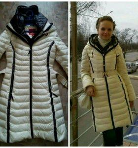 Две зимних куртки