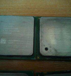 Процессоры S478 и S775