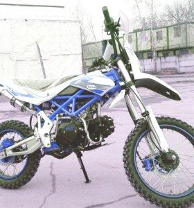 Кроссовые мотоциклы 125сс Kayot со склада
