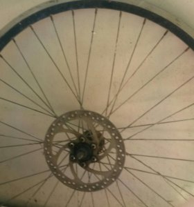Колеса на спортивный велосипед
