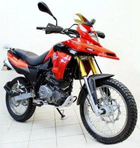 Кроссовые мотоциклы 250 см3 S2 Dakar cо склада