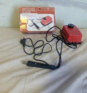 Электроприбор для выжигания по дереву