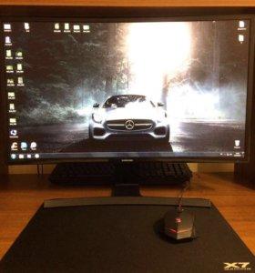 Монитор Samsung s27e510c /Игровой ПК