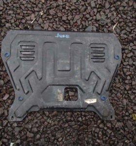 Защита картера для Nissan Juke (F15)