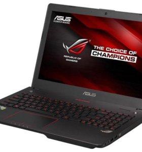 Продаю игровой ноутбук asus G56Jk intel core i7