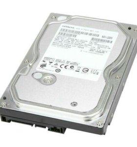 Жесткий диск Hitachi 320 GB 7200RPM