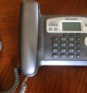 Радиотелефон Panasonic KX-TCD540RUM