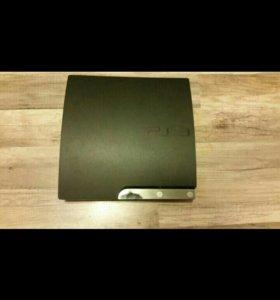 Sony playstation3 slim 23игр