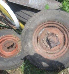 Тракторные колёса