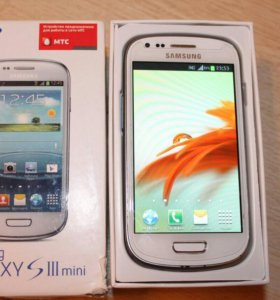 Samsung galaxy S 3mini GT-I8190