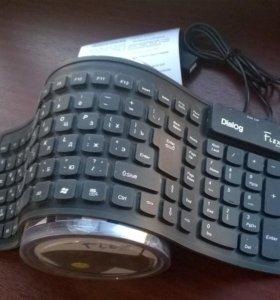 Клавиатура резиновая KFX-03U