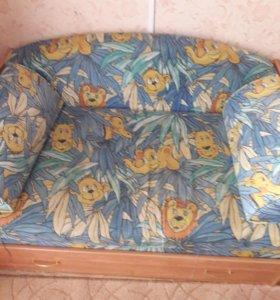 диванчик детский