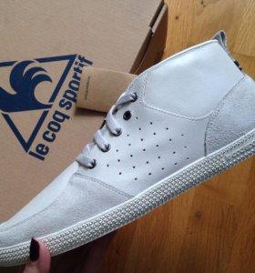 Новые ботинки Le Coq Sportif