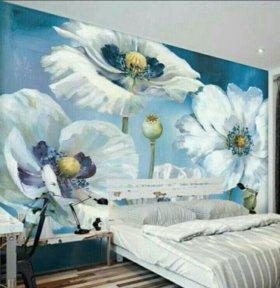 Дизайнер. Роспись стен.