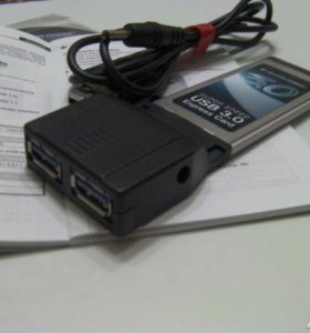 Express Card / 34 PCI USB 3.0